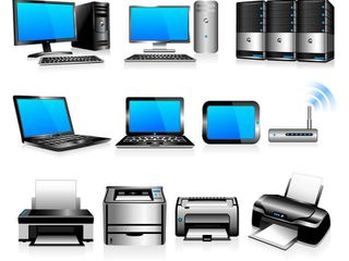 Verkauf von PC Hardware und Software