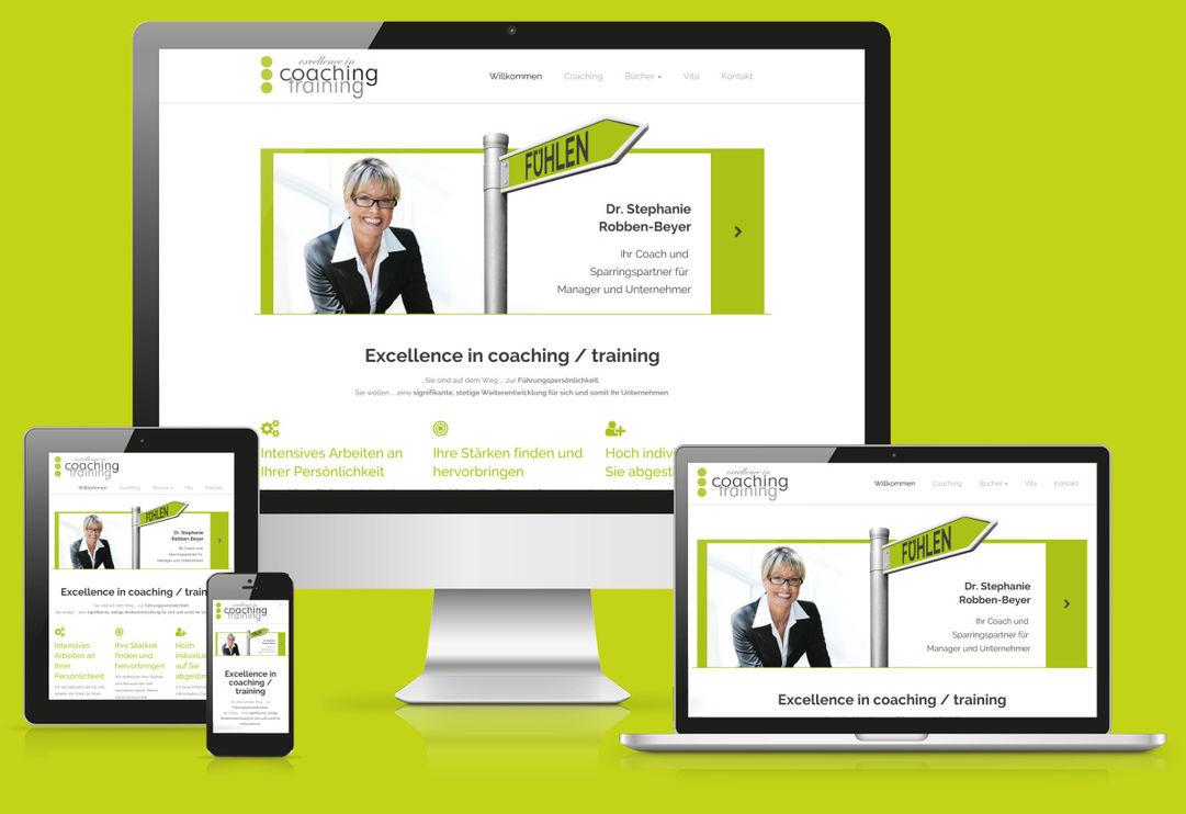 Responsive Webdesign RUN-WEB Design