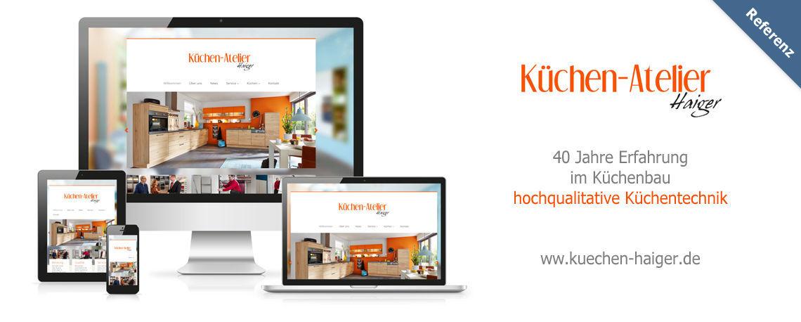 Webseitenerstellung Haiger run-web.de für kuechen-haiger.de
